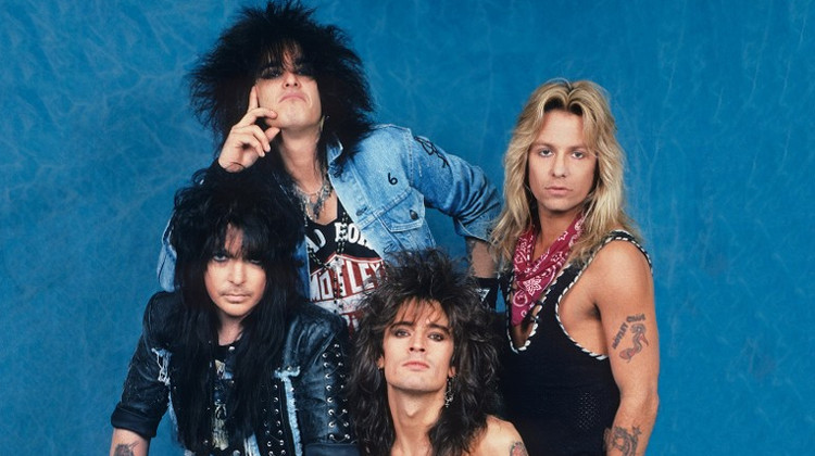 Motley Crue - Metal Music