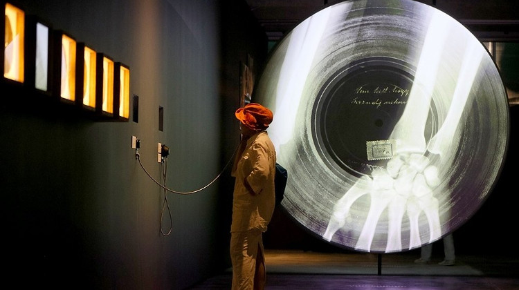 X-ray Records Exhibition