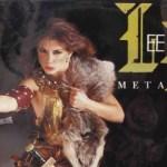 """24 Février 1984 - Lee Aaron sort l'album """"Metal Queen"""""""