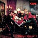 "21 Avril 1986 - Accept sort l'album ""Russian Roulette"""