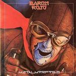 """16 Mai 1983 - Baron Rojo sort l'album """"Metalmorfosis"""""""