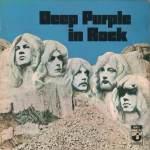 """03 Juin 1970 - Deep Purple sort l'album """"In Rock"""""""
