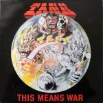 "10 Juin 1983 - Tank sort l'album ""This Means War"""