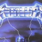 """27 Juillet 1984 - Metallica sort l'album """"Ride The Lightning"""""""