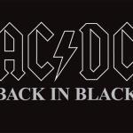 """25 Juillet 1980 - AC/DC sort l'album """"Back In Black"""" Chronique par Sébastien Bailly."""