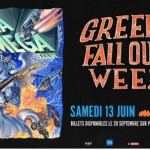 GREEN DAY + Fall out Boy + Weezer - La Défense Arena le 13 juin 2020.