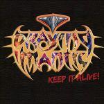 """Praying Mantis - """"Keep It Alive"""" dans les bacs le 6 décembre. Premier extrait """"Highway"""""""