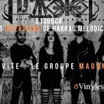 [Interview] - 213Rock Harrag Melodica - Interview avec le groupe Maoon- 17 Octobre 2019