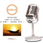 213Rock RDV à 21 Heures en direct avec Harrag Melodica et Madama Rock.