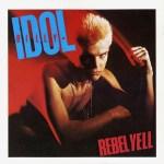 "10 Novembre 1984 - Billy Idol sort l'album ""Rebel Yell"""