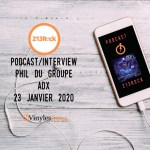 [Interview] - 213Rock Harrag Melodica - Phil chanteur du groupe ADX.