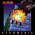 "20 janvier 1983 - Def Leppard sort l'album ""Pyromania"""