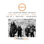 [Interview] - 213Rock Harrag Melodica reçoit SAS de L' Argiliere du groupe Misanthrope à 20 Heures