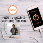 [Interview] - 213Rock Harrag Melodica - La story Bruce Dickinson avec BoudjRock.