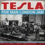 """Tesla """"Five Man London Jam"""". Nouvel extrait """"Signs"""""""
