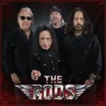 """THE RODS - Nouveau départ, Nouveau disque en préparation """"Shockwave"""""""