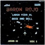 "27 avril 1981 - Baron Rojo sort l'album ""Larga vida al rock and roll"""