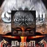 "Canedy - ""Warrior"" - Dans les bacs en Août - Disponible en Streaming."