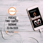 [Interview] - 213Rock Harrag Melodica - Timo Laakso du groupe BadName. - 25 06 2020