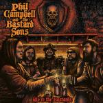 "PHIL CAMPBELL AND THE BASTARD SONS - ""We're The Bastards"", est dans les bacs. Ecoutez ""Born To Roam"""