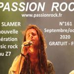 Le nouveau Passion Rock #161 est en ligne.