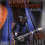 "Kenny Wayne Shepherd Band nouvel album ""live"" Straight To You : Live"" le 27 novembre"
