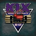 """KIX célèbre le 35e anniversaire de """"Midnite Dynamite"""" avec """"Midnite Dynamite Re-Lit""""."""