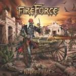 """FIREFORCE NOUVEL ALBUM """"RAGE OF WAR"""" Sortie le 15.01.2021 - Ecoutez """"Firepanzer"""""""