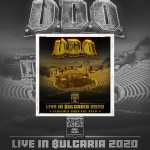 "U.D.O. annonce la sortie de ""Live In Bulgaria 2020 - Pandemic Survival Show"" ! Ecoutez ""Wrong Side Of Midnight"""