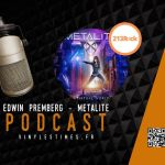 [Interview] – 213Rock Harrag Melodica – Invité : Edwin Premberg du groupe Metalite.