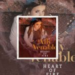 [Chronique] - Ally Venable – Heart Of Fire (2021) by Denis Labbé.