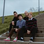 """TWO TRAINS LEFT - Nouveau single """"Wrecked"""""""