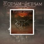 """Flotsam And Jetsam - Nouvel album """"Blood In The Water"""""""