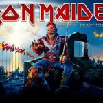 RDV dans un an - Iron Maiden - Les nouvelles dates en 2022 - 26 Juin Paris.