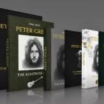 """PETER GREEN - Un livre sur le défunt cofondateur de FLEETWOOD MAC. Ecoutez """"Need You Love So Bad"""" avec D.Gilmour et K.Hammett."""