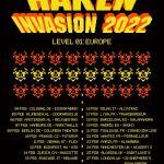 Haken - Les dates de la tournée 2022. 4 Dates en France.