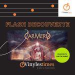 """[Flash-Découverte] - Carmeria """"Advanae"""". Découvrez des extraits sur ta radio."""