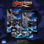 """Symphony X - """"The Odyssey Guitar Transcription Book"""" pour les amis guitaristes"""