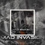 """(Coup de Coeur) - Mad Invasion. Regardez """"Devil's Calling"""" extrait de `Edge Of The World',qui sortira le 24 septembre 2021."""