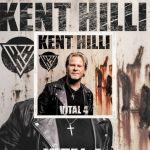 "🤘 Kent Hilli nouvel EP ""Vital 4"" Ecoutez ""More Than Meets The Eye"""