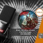 🎙 [Interview] – 213Rock Harrag Melodica reçoit Dan Richardson du groupe Pathology