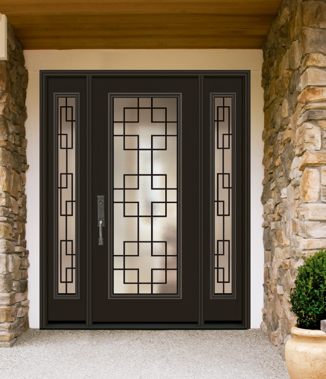 Geneva Wrought Iron Collections Entry Doors Vinylguard