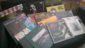 Jazz, Blues, Folk