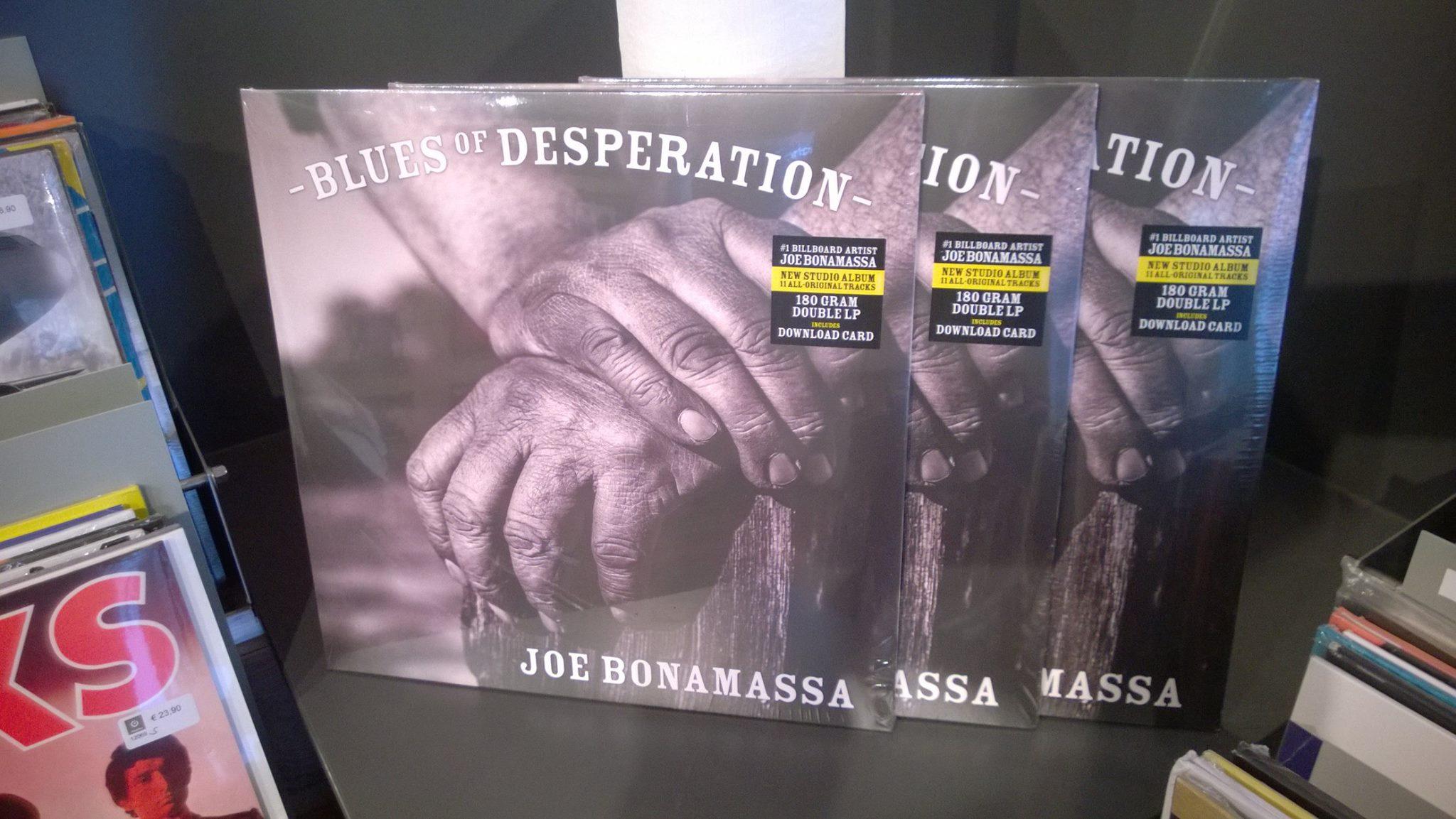 Neuerscheinung Joe Bonamassa