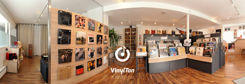 VinylTon Slide