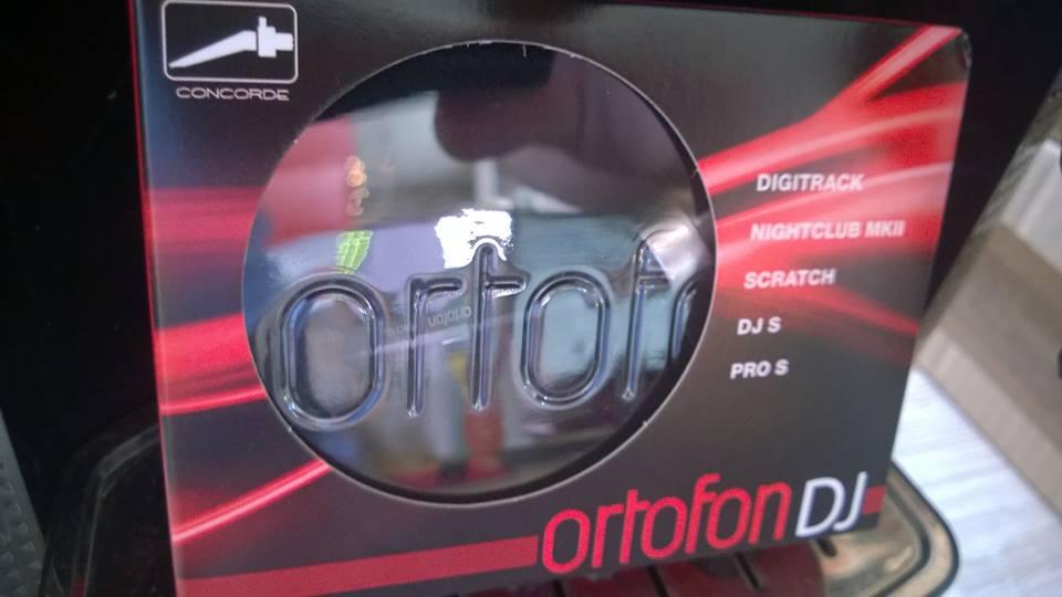 ortofon Concorde DJ Systeme