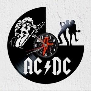 reloj AC/DC