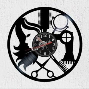reloj peluqueria