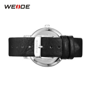 WEIDE Chipmunk Casual Leather Watch