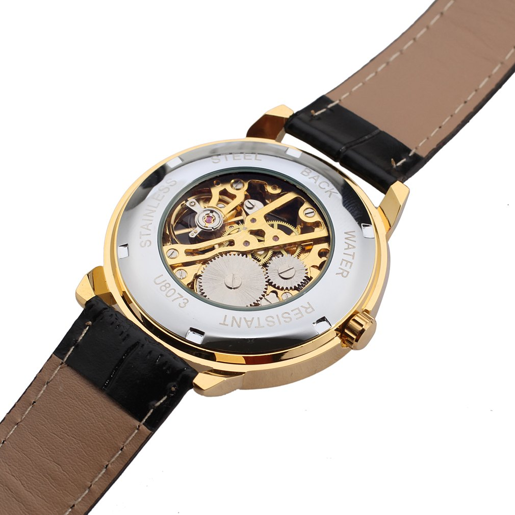 forsining mechanical watch viogle